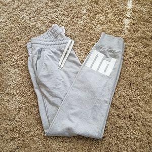 Puma Gray Sweatpants